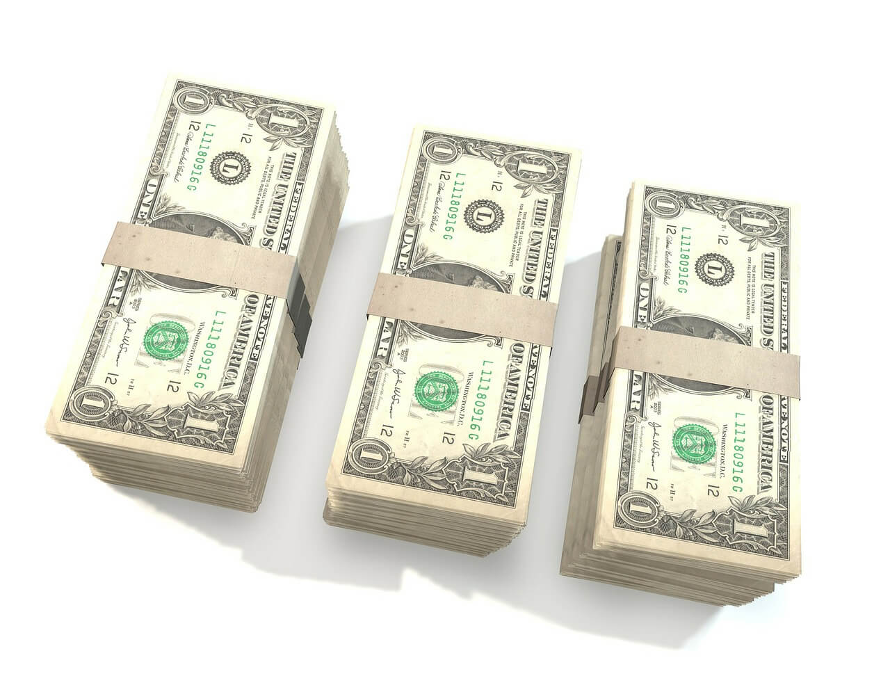 【米国株】配当金・年間受取予想額を試算
